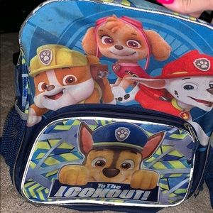 Accessories - Paw Patrol Backpack!